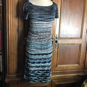 Authentic Missoni Knit Dress Italian Designer